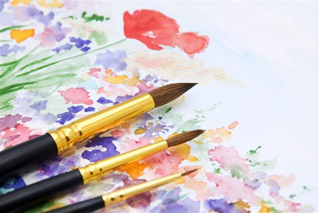 2021 Watercolour painting – Wednesday afternoon