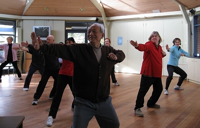 Tai Chi – Self led – Tuesday, Thursday or Friday
