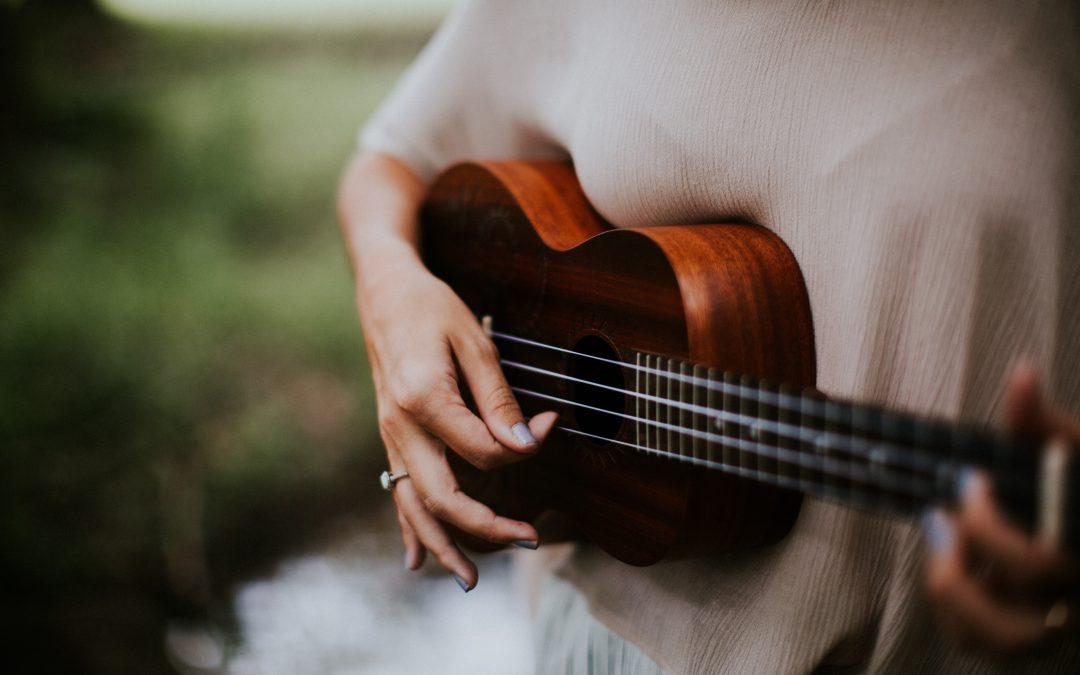 Ukulele – beginners – Wednesday