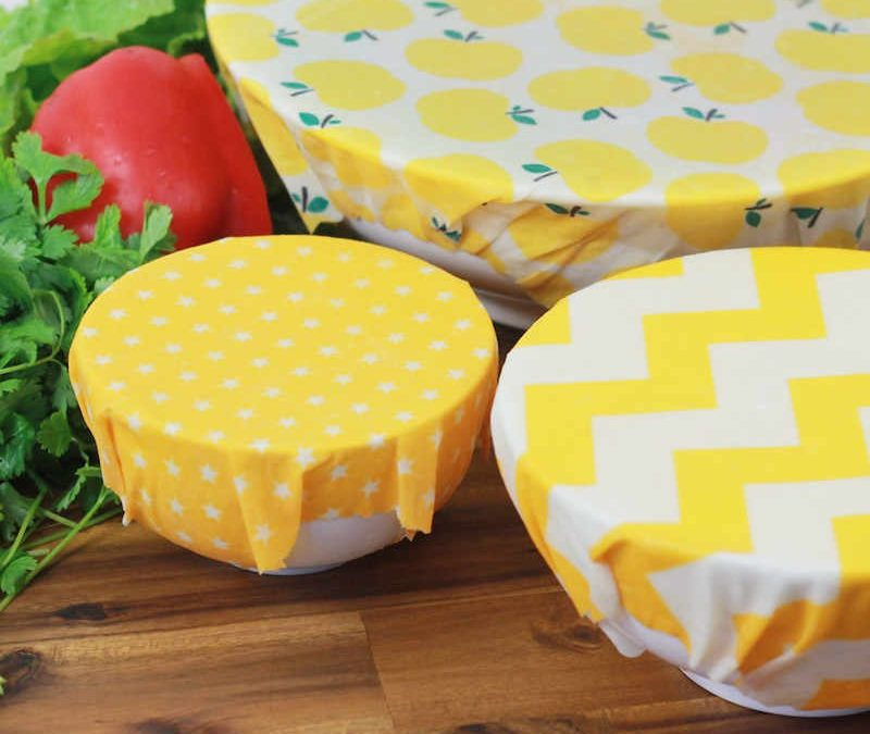 Beeswax wraps with Emma Grace – back by popular demand!