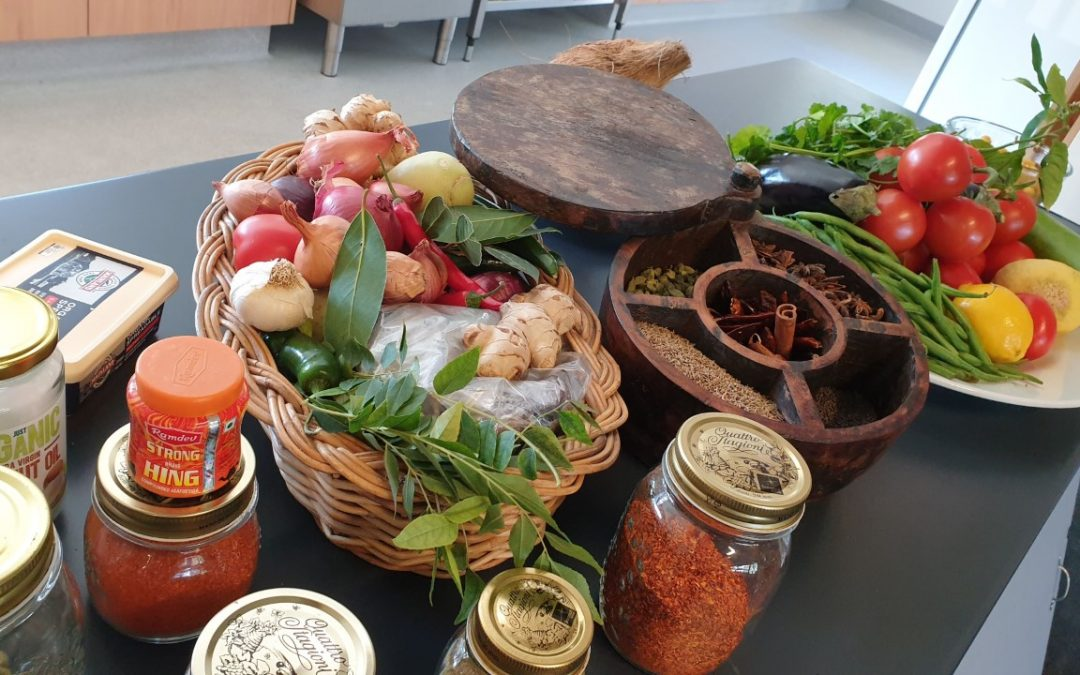 Southern Indian Market Tour and Cooking Workshop – NEW