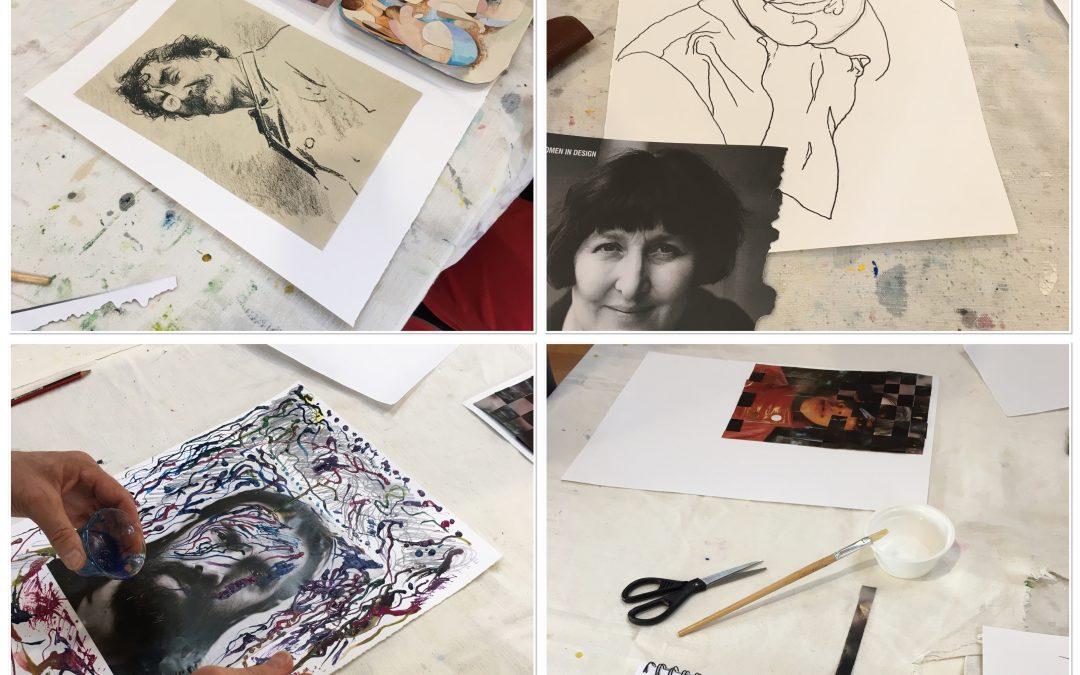 Be creative – Online 4 week art program
