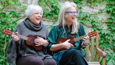 Sing your heart out!  Ukulele Workshops  – Rescheduled to 28th August