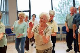 Line Dancing for Seniors Week